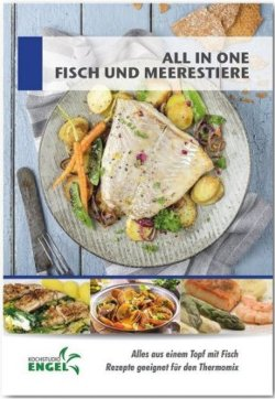 All in one Fisch und Meerestiere