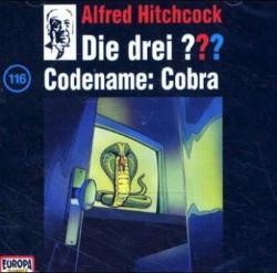 Die drei ??? - Codename: Cobra, 1 Audio-CD