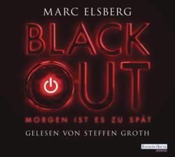 Elsberg, M: BLACKOUT/8 CDs