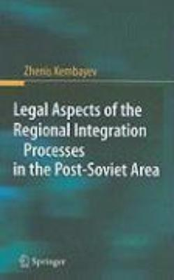 Legal Aspects of the Regional ...