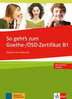 Prüfungstraining Daf B1 Goethe ösd Zertifikat Von Maenner Dieter