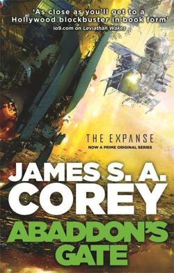 The Expanse 03. Abaddon's Gate