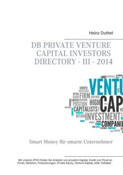 DB Private Venture Capital Investors ...