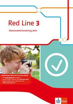 Red Line 3. Klassenarbeitstraining aktiv mit Multimedia-CD Klasse 7