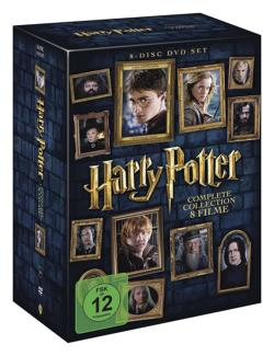Harry Potter - The Complete ...