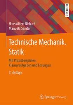 Technische mechanik statik hans albert richard for Grundlagen der statik