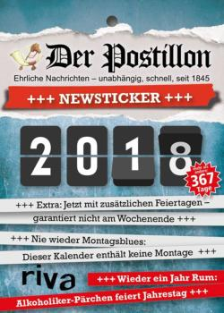 Sichermann, S: Postillon 2018