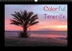 Colorful Tenerife / UK-Version (Wall ...