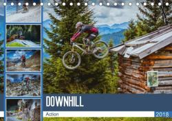 Downhill Action 2018