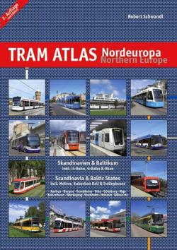 Tram Atlas Nordeuropa / Northern Europe