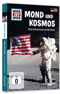 Was ist Was TV. Mond und Kosmos / The Moon and the Universe. DVD-Video