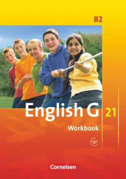 English G 21. Ausgabe B 2. Workbook mit Audios Online