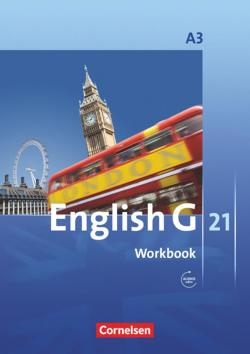 English G 21. Ausgabe A 3. Workbook mit Audios Online