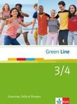 Green Line 3 und 4. Grammar, Skills and Phrases