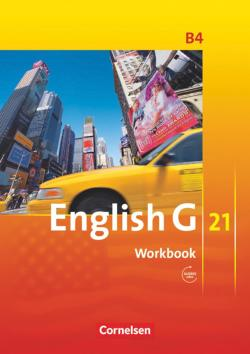 English G 21. Ausgabe B 4. Workbook mit Audios online