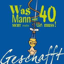 Buch24 De 40 Geburtstag