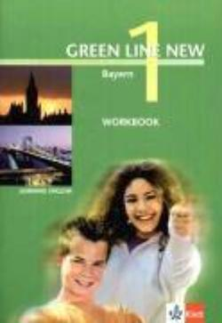 Green Line New 1. Workbook. Bayern
