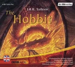 The Hobbit. 4 CDs
