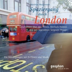 Spaziergang durch London. CD