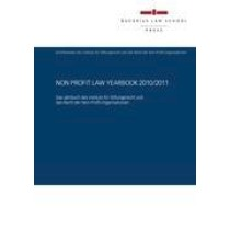 Non Profit Law Yearbook 2010/2011