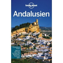 Lonely Planet Reiseführer Andalusien 3 D