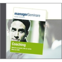 Coaching - managerSeminare Audio-Dossier