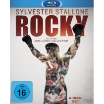 Rocky 1-6 - The Complete Saga