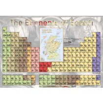 The Elements of Scotch - Poster 100x70cm - Standard Edition