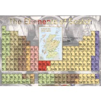 The Elements of Scotch - Poster 60x42cm - Standard Edition