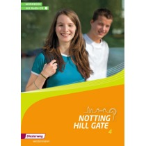 Notting Hill Gate 4. Workbook mit Audio-CD