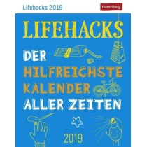 Lifehacks - Kalender 2019