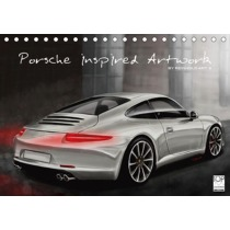 Porsche inspired Artwork by Reinhold Art?s 2019
