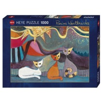 Yellow Ribbon Puzzle 1000 Teile