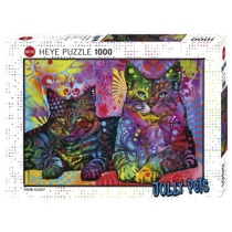 Devoted 2 Cats Puzzle