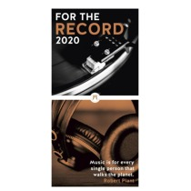 For the Record - der Vinyl Kalender 2020