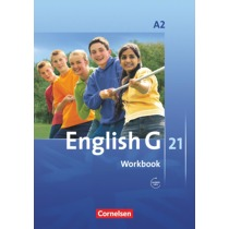 English G 21. Ausgabe A 2. Workbook mit Audios online