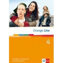 Orange Line 4. Erweiterungskurs Klasse 8. Workbook mit Audio-CD