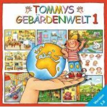 Tommys Gebärdenwelt 1, Version 3.0. CD-ROM für Windows 2000/XP/Vista
