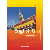 English G 21. Ausgabe B 3. Workbook mit Audios Online
