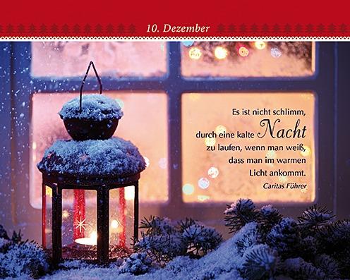 24 + 2 liebe Weihnachtsgrüße - Ein Postkartenbuch von Brunnen-Verlag ...