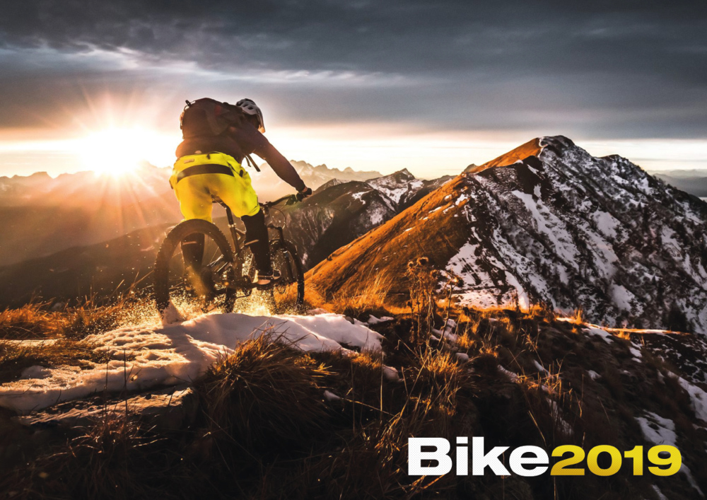 bike 2019 der mountainbiking kalender der mountainbike. Black Bedroom Furniture Sets. Home Design Ideas