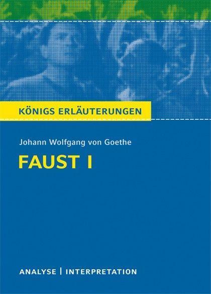 Faust I Textanalyse Und Interpretation Alle Erforderlichen Infos