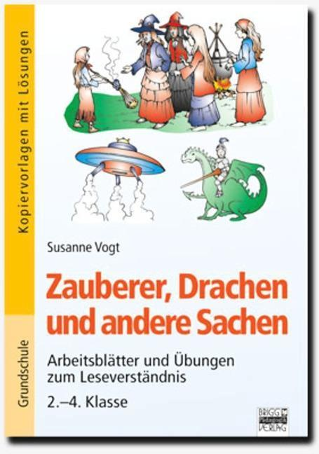 Brigg: Deutsch - Grundschule - Lesen: Zauberer, Drachen ...
