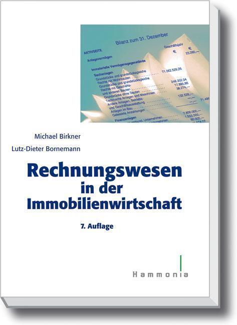 Rechnungswesen In Der Immobilienwirtschaft Von Bornemann Lutz
