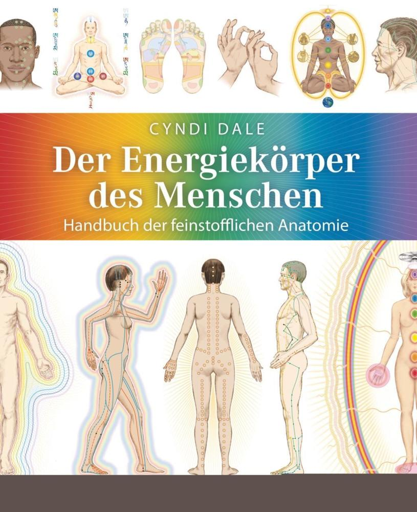 Der Energiekörper des Menschen - Handbuch der feinstofflichen ...