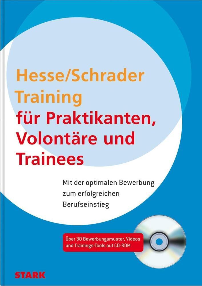 Bewerbung Beruf Karriere Training Für Praktikanten Volontäre Und