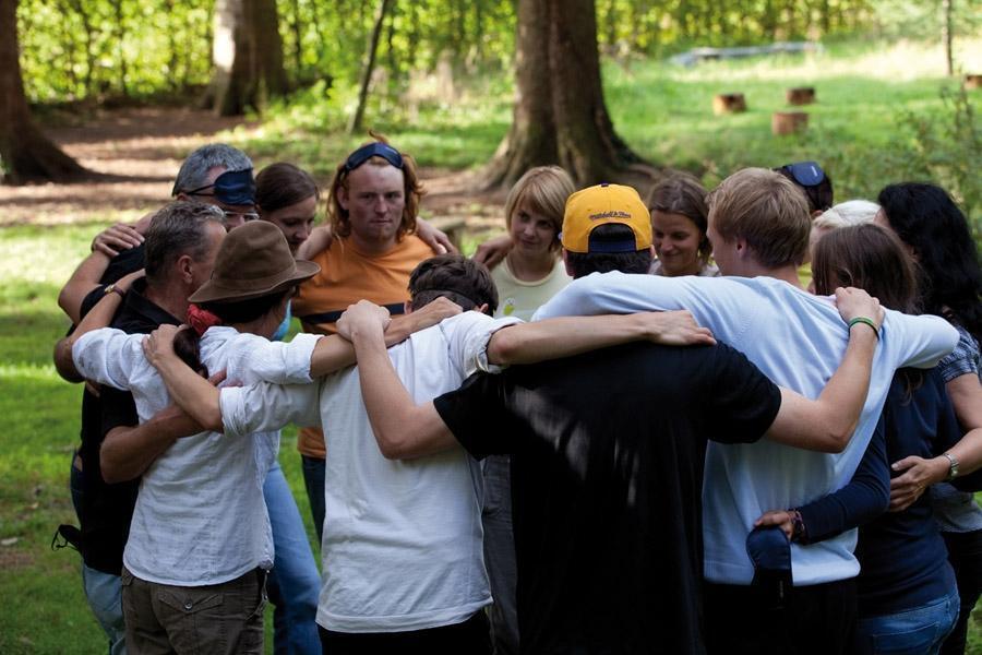 Teamspiele - Die 100 besten Gruppenspiele von Birnthaler, Michael ...