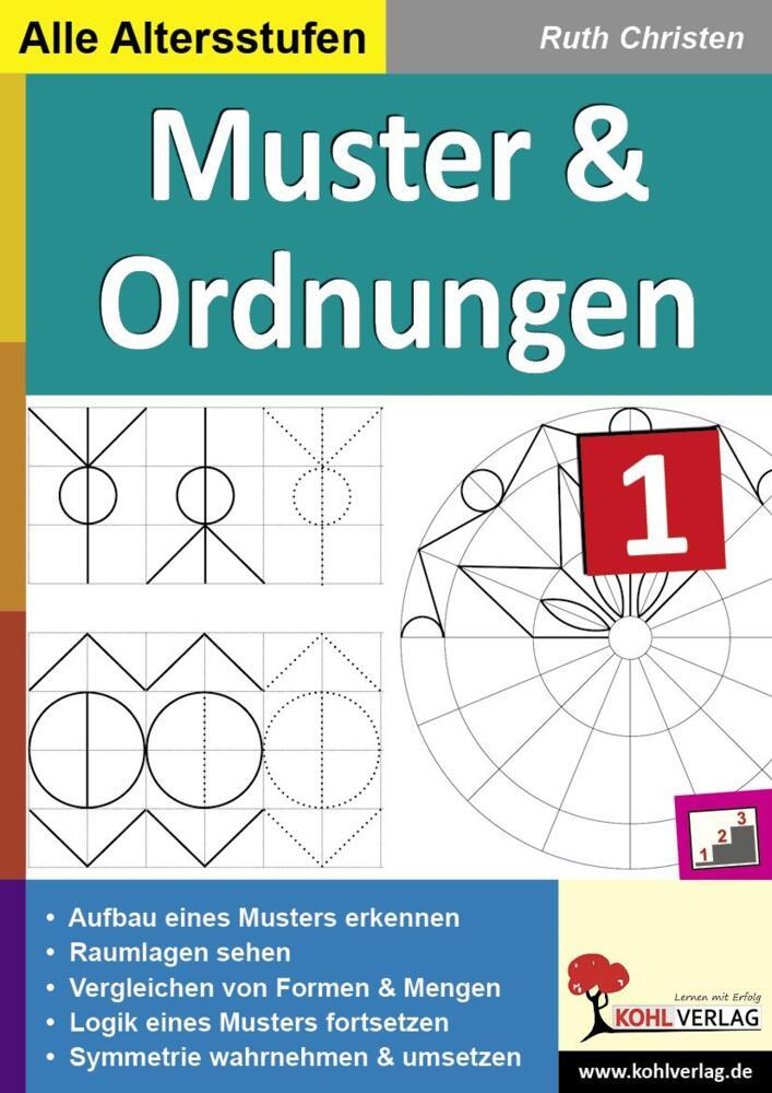 Muster und Ordnungen - Kopiervorlagen zum Einsatz im 1.-5. Schuljahr ...