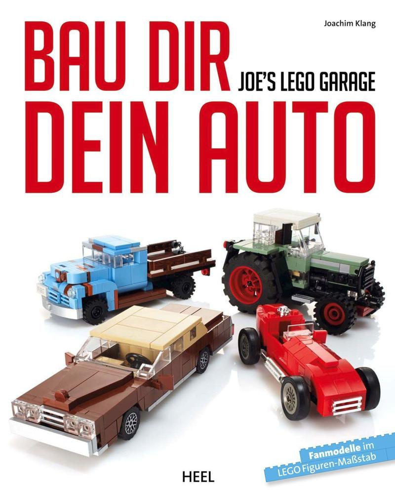 bau dir dein auto joe 39 s lego garage von klang joachim buch. Black Bedroom Furniture Sets. Home Design Ideas