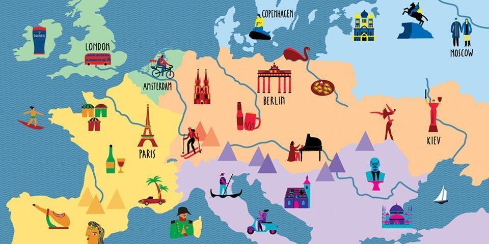 New York Times 36 Hours 125 Wochenenden In Europa Von Taschen